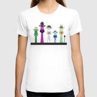 giraffes T-shirts featuring Giraffes by Jozi