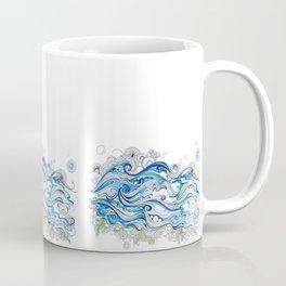 Ocean Seaweed Coffee Mug