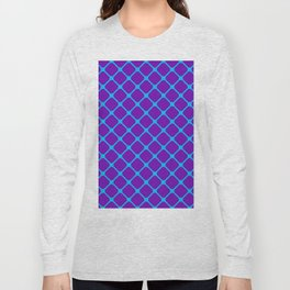 Square Pattern 1 Long Sleeve T-shirt