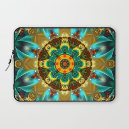 Mandalas from the Depth of Love 26 Laptop Sleeve