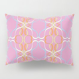 Ribbon swurl Pillow Sham