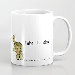 [RSJ] Take It Slow Coffee Mug