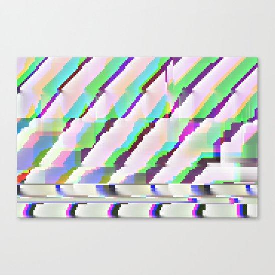 port10x10d Canvas Print
