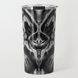 Abstract Anomaly [Noir] Travel Mug