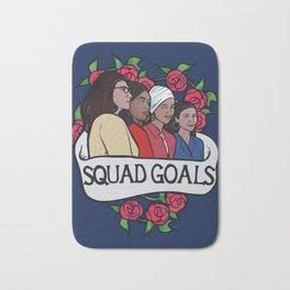 The Squad Bath Mat