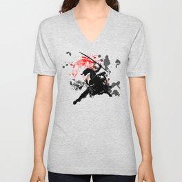 Japan Ninja Unisex V-Neck