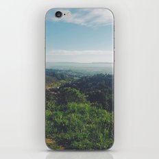 Rolling Hills  iPhone & iPod Skin