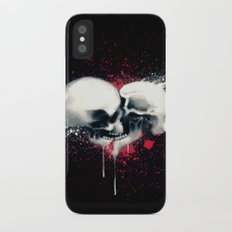 Death Lovers Slim Case iPhone X