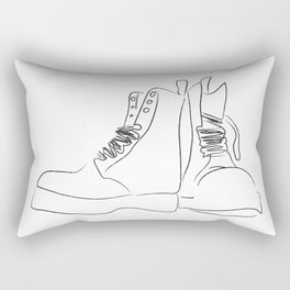 Dr.Martens Rectangular Pillow