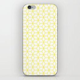 Hive Mind Yellow #193 iPhone Skin