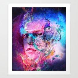 Ayoca Art Print