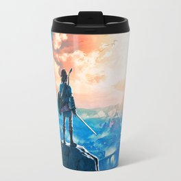 Zelda Breath of the Wild Travel Mug
