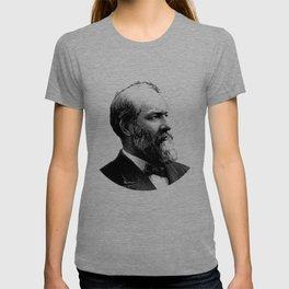 President James Garfield Graphic T-shirt