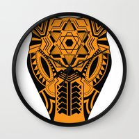 jaguar Wall Clocks featuring jaguar by danta