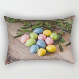 Easter Eggs 18 Rectangular Pillow
