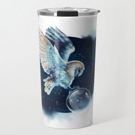 A Midnight Wish Travel Mug