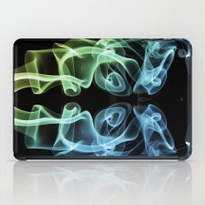 Smoke Photography #8 iPad Case