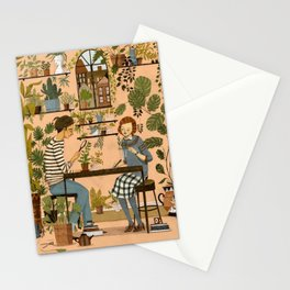 The Botanists Stationery Cards