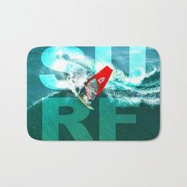 Wind Surfing Bath Mat