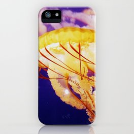 West Coast Nettle iPhone Case
