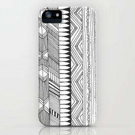 Zenlining iPhone Case