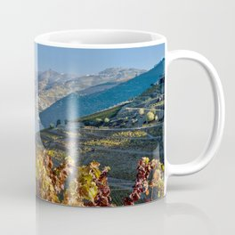 Autumn in the Douro Valley, Portugal Coffee Mug