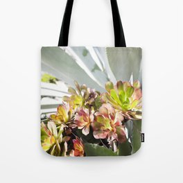 Succulent Layers Tote Bag