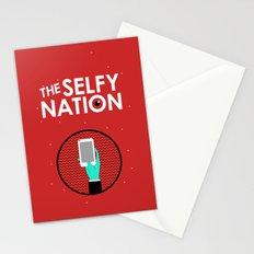 The Selfy Nation Stationery Cards