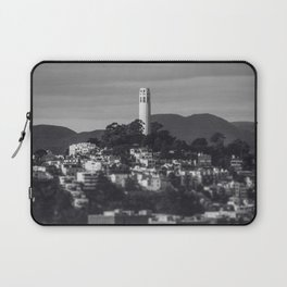 Coit Tower Laptop Sleeve