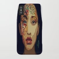 pocahontas iPhone & iPod Cases featuring Pocahontas by FannikaRial