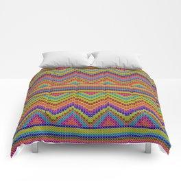 ziggy-zag x-dust Comforters