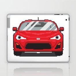 Red 2013 FR-S Laptop & iPad Skin