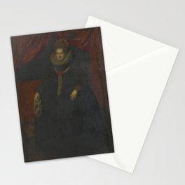 Paulus Moreelse - Sophia Hedwig of Brunswick-Wolfenbuttel (1592-1642), Princess of Nassau-Dretz Stationery Cards
