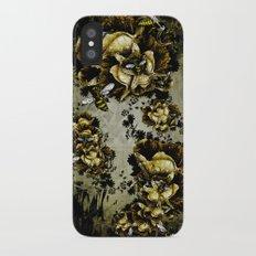 Let Them Bloom iPhone X Slim Case