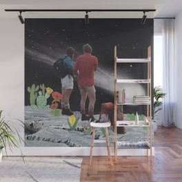 Comet Wall Mural