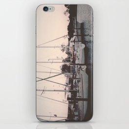 Sail Away iPhone Skin