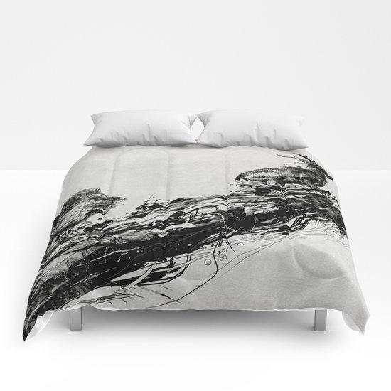Intense Chasing Comforters