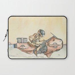 Speeder-Bike Laptop Sleeve