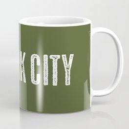 Utah: Park City Deer Coffee Mug