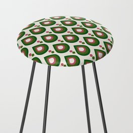 Drops Retro Confete Counter Stool