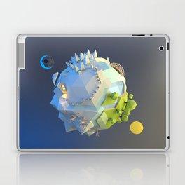 Tiny planet Laptop & iPad Skin