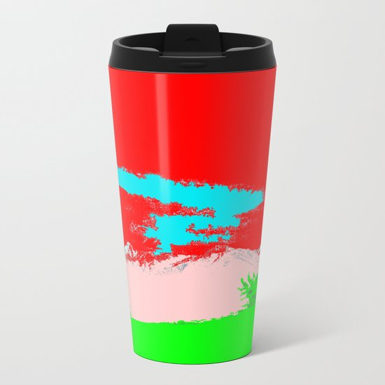 Ice Cream Mountain Travel Mug