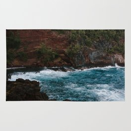 On the Beaches of Maui Rug