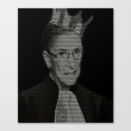 Vintage Notorious RBG tshirt Ruth Bader Ginsburg court Canvas Print