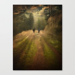 Time Stand Still Canvas Print