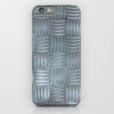Aluminum Textured iPhone 6s Slim Case
