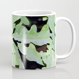 In the night forest, trees and stumps Coffee Mug