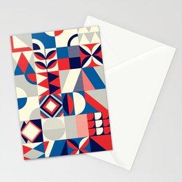 Bauhaus Graphic #04 Stationery Cards
