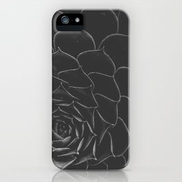 Succulent Texture iPhone Case