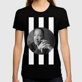 Martin Luther king art work T-shirt